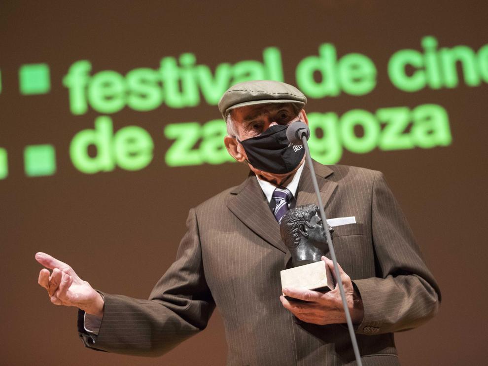 Arranca el Festival de Cine de Zaragoza.