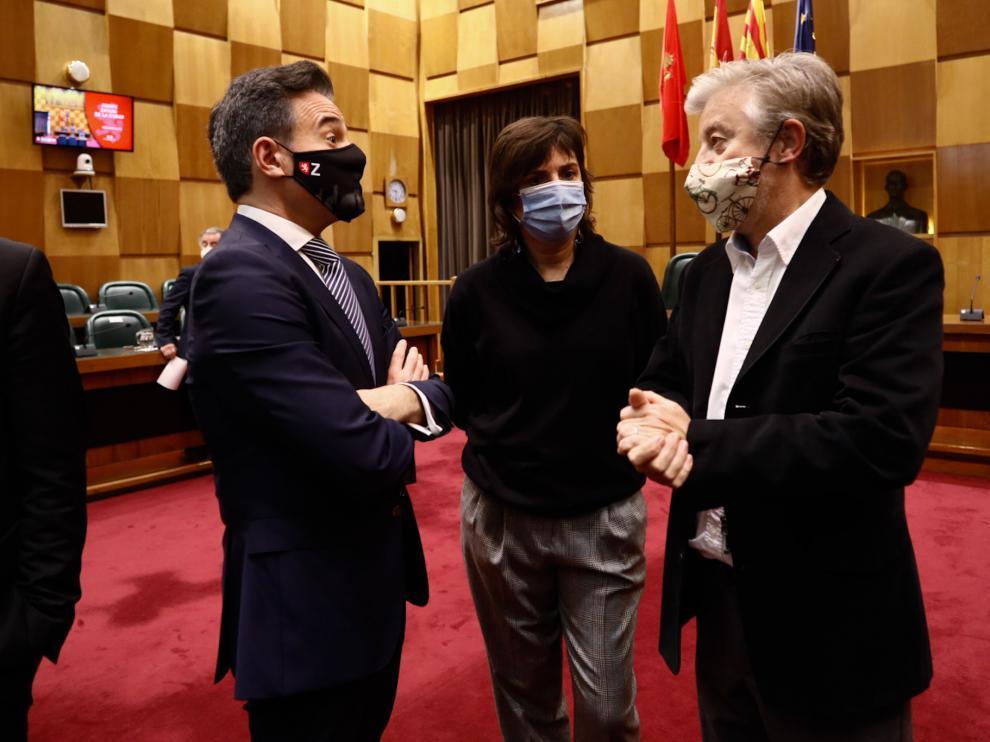 Segunda jornada del debate sobre el estado de la ciudad de Zaragoza: el turno de los grupos