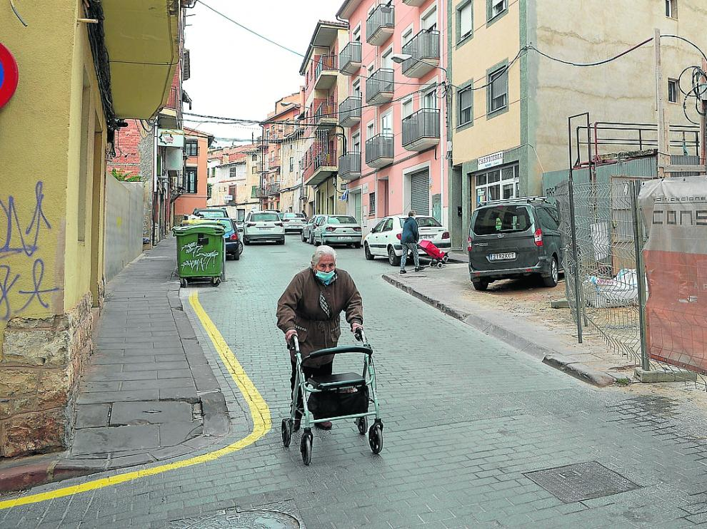 Barrio del Arrabal en mal estado /2020-11-25/ Foto: Jorge Escudero[[[FOTOGRAFOS]]]