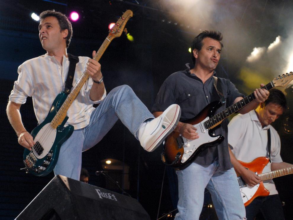 Imagen de archivo de la banda liderada por David Summers.