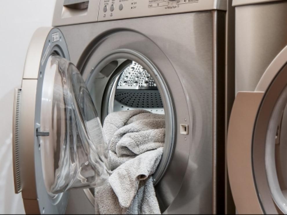 Las lavadoras son unos de los electrodomésticos incluidos en las ayudas
