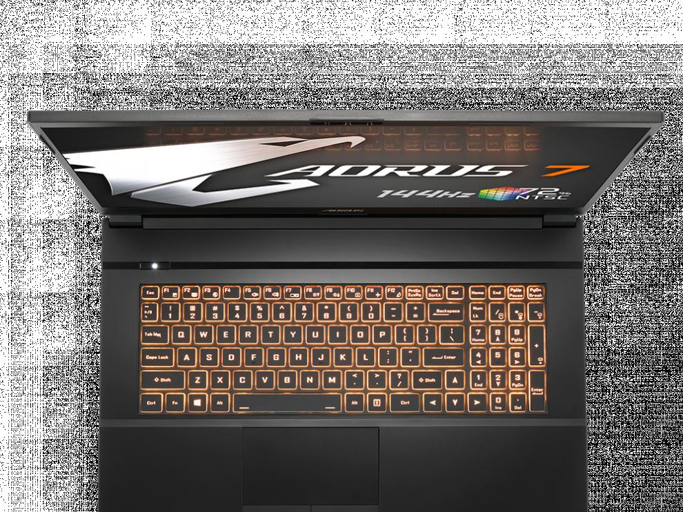 El Aeorus 7 de Gigabyte es un potente PC portátil para jugar por 1.500 euros.