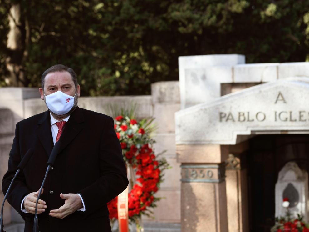 Homenaje a Pablo Iglesias
