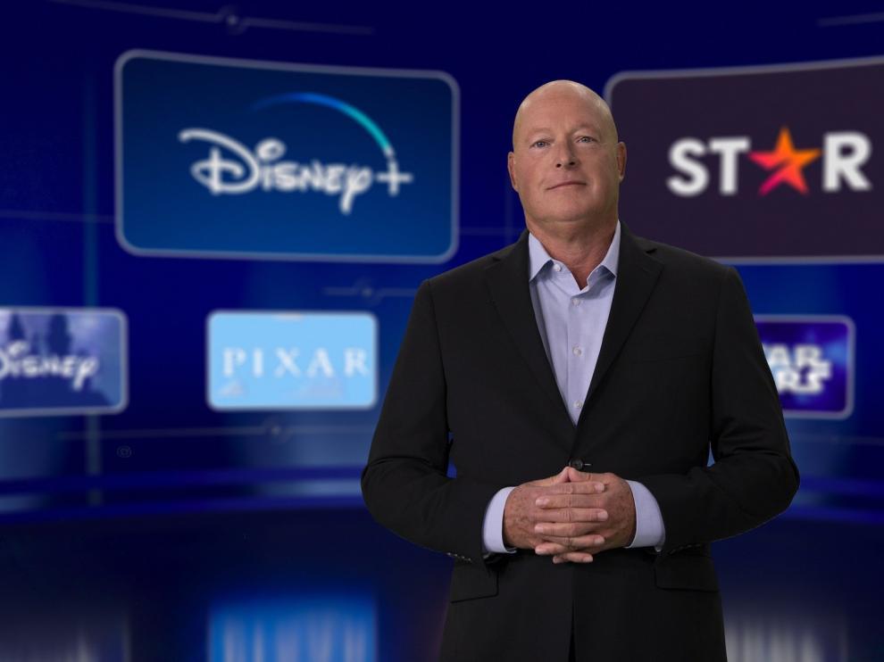 El consejero delegado de Disney, Bob Chapek.