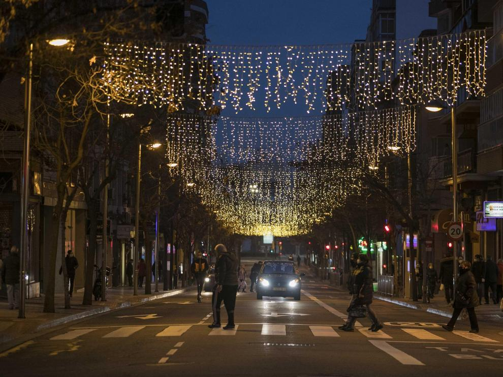 La avenida de San José, uno de los sectores elegidos para el proyecto de galerías comerciales.