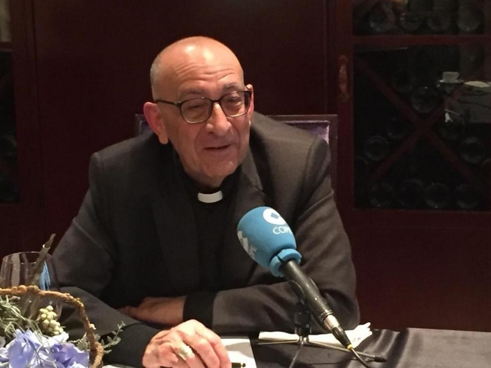 El cardenal de Barcelona ha ofrecido este sábado una entrevista en la Cope.