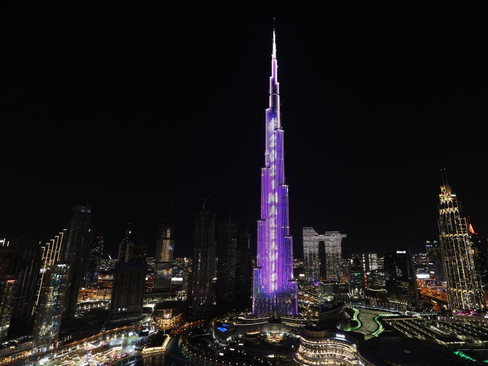 Nochevieja en Dubai