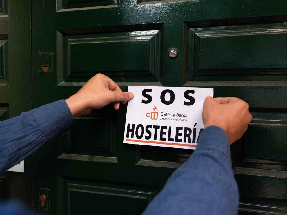 La hostelería es uno de los sectores más afectados por la crisis de la covid-19