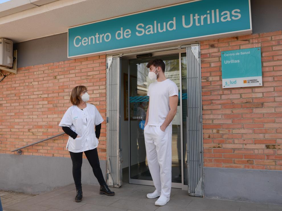 Utrillas es la localidad aragonesa con mayor porcentaje de la población contagiada.