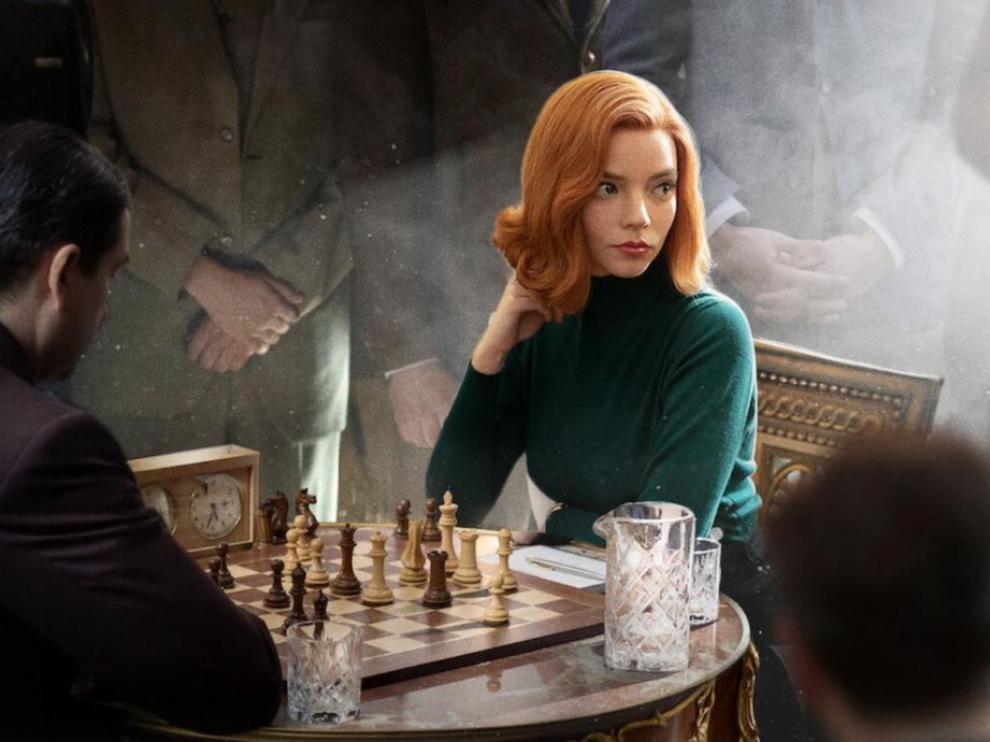 Anya Taylor-Joy será candidata al Emmy por 'Gambito de dama'