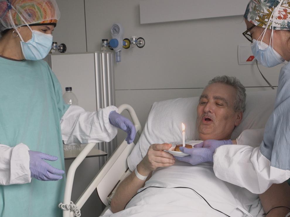 Serie Vitals sobre la primera ola de covid en un hospital de Cataluña.