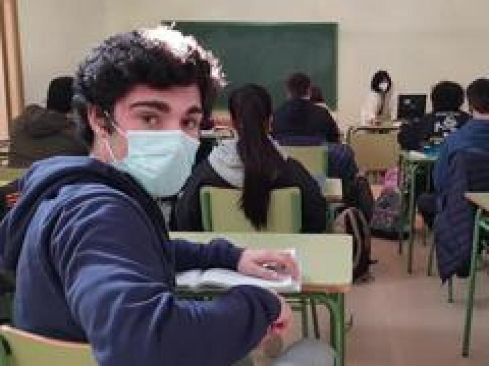 La pandemia obligó a mediados de marzo del año pasado a suspender la asistencia a clase.