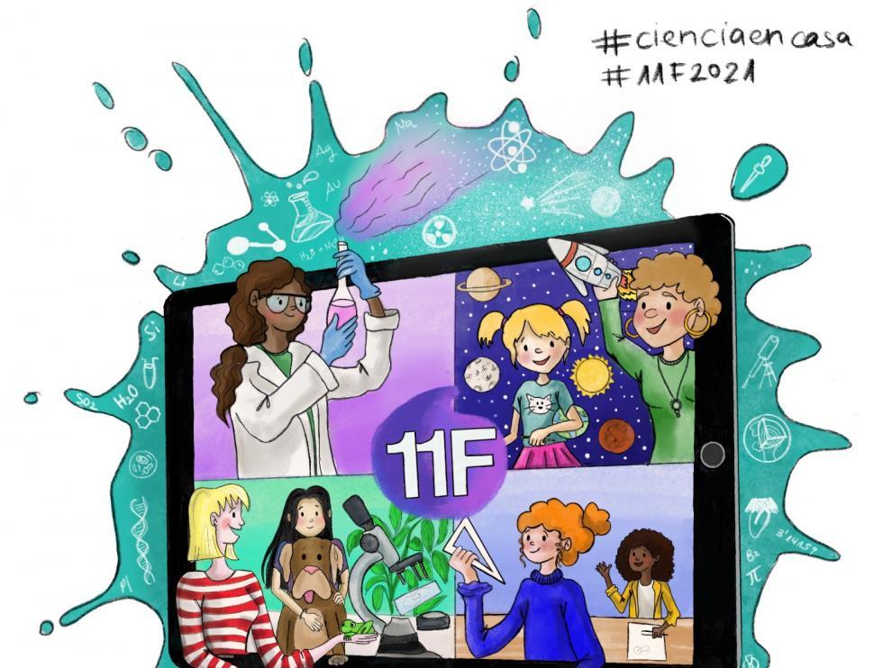 El 11de febrero se celebra el Día de la Mujer y la Niña en la Ciencia