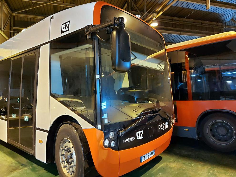 Autobús de Avanza
