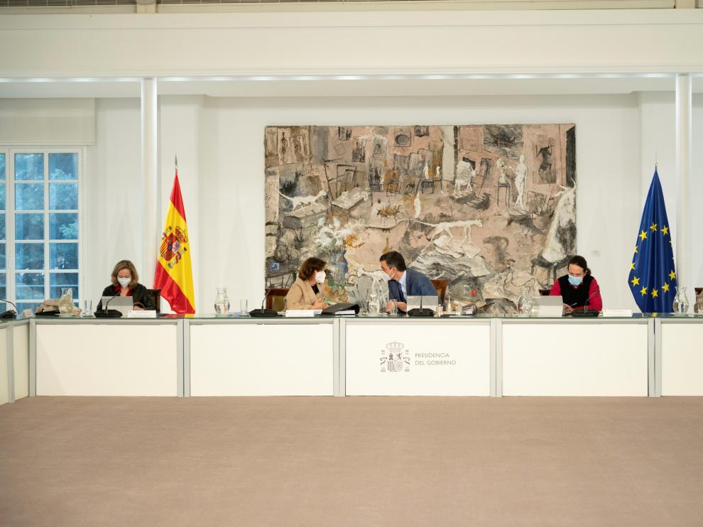 Reunión del Consejo de Ministros