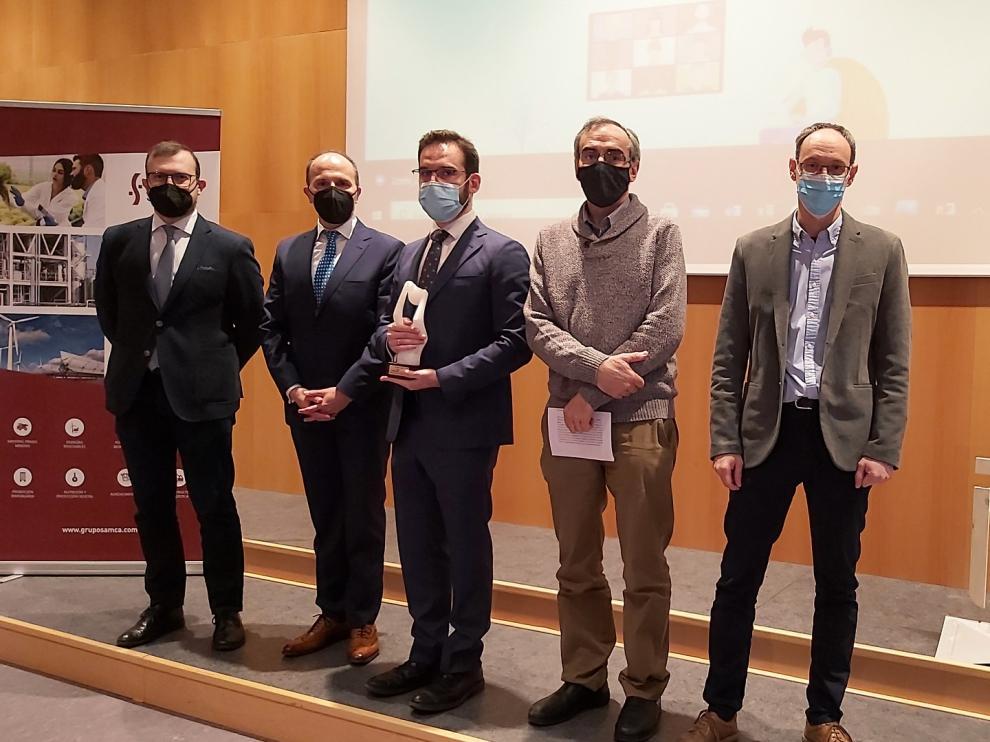 Premio al proyecto PowerIRE, una investigación para proporcionar nuevos tratamientos destinados a combatir el cáncer