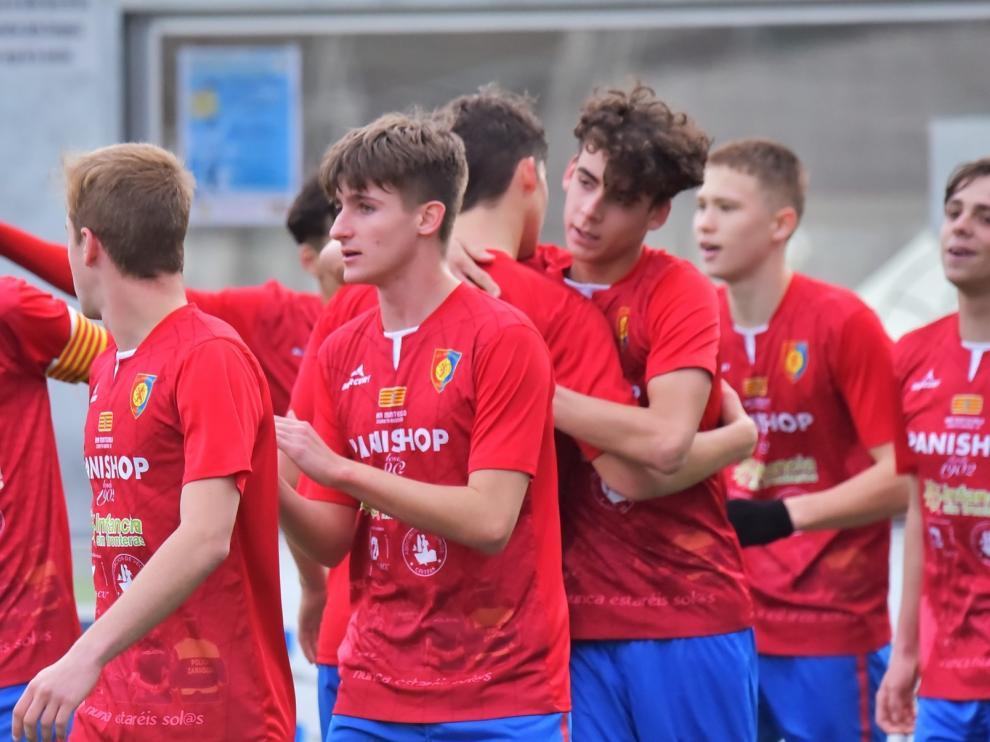 Fútbol. Liga Nacional Juvenil. Montecarlo vs. Marianistas.
