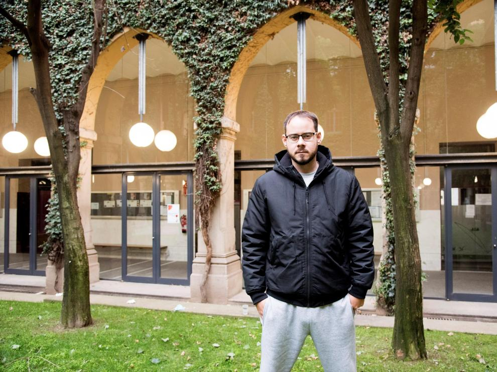 Hasél se encierra en la Universidad de Lleida para dificultar su detención