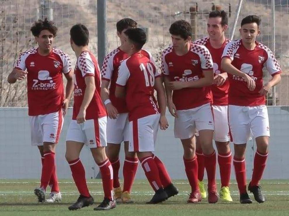 Fútbol. Liga Nacional Juvenil. Hernán Cortés vs. Huesca.