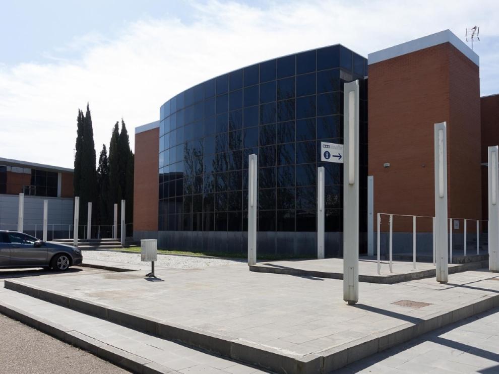 Sede del CEEI de Aragón en Zaragoza