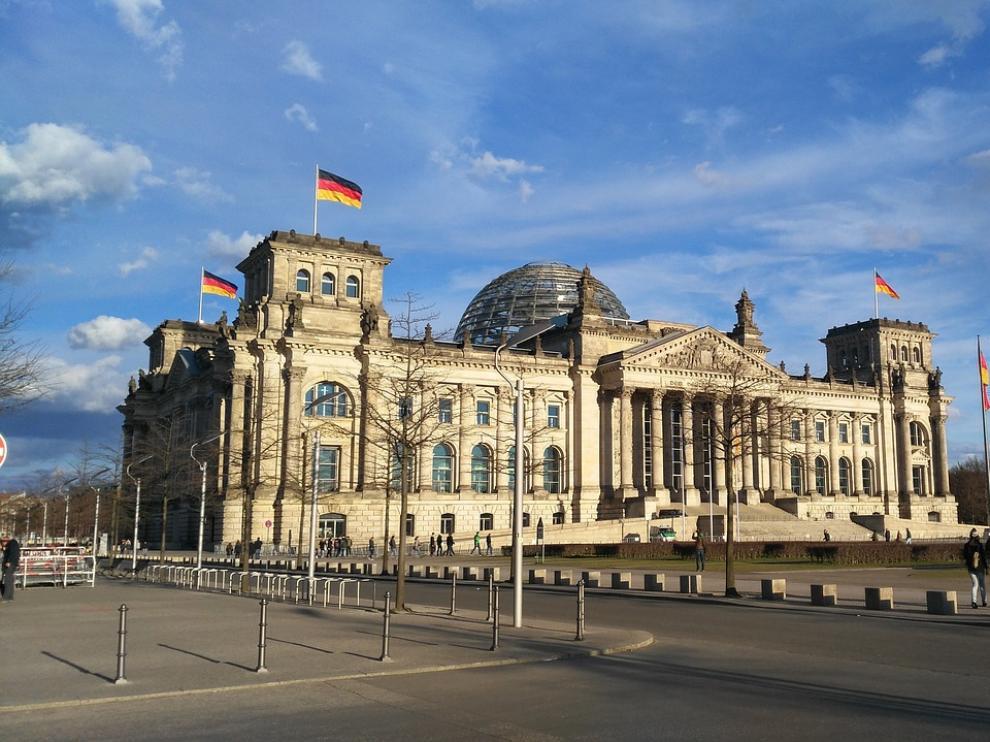 El Bundestag, el Parlamento federal germano