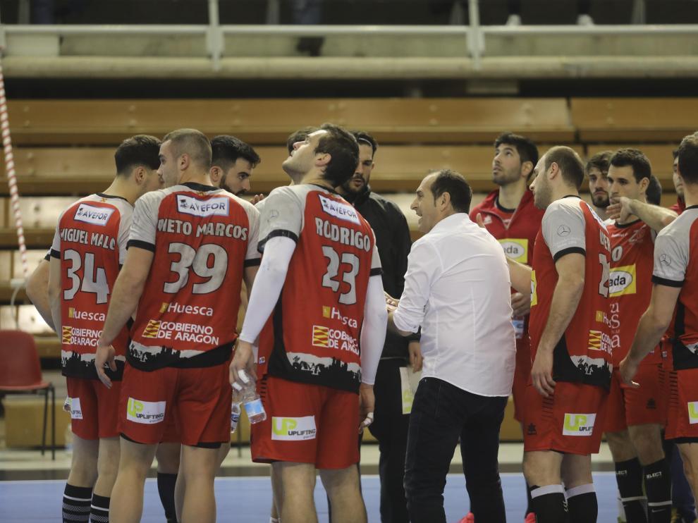 El Bada Huesca consigue una gran victoria ante el Bidasoa