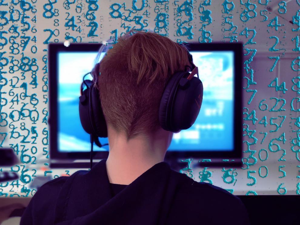 Un jugador de videojuegos, los 'streamers' son los principales usuarios de Twitch