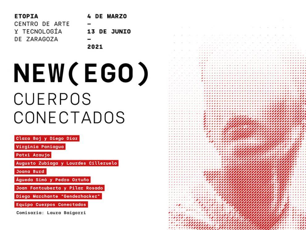 Programa previsto para Etopia 'NEW (EGO) CUERPOS CONECTADOS'
