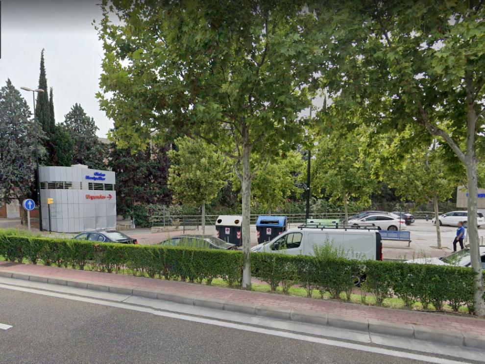 El deportista se ha desvanecido cuando circulaba cerca de las instalaciones de la Clínica Montpellier de Zaragoza.