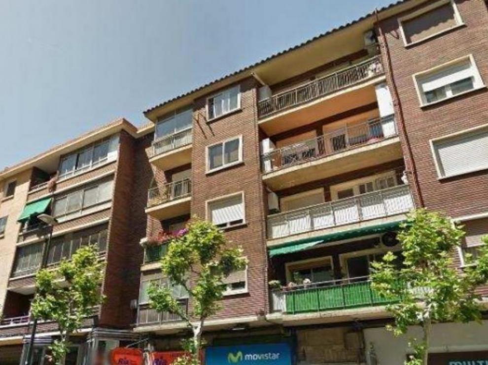 Viviendas del Ayuntamiento de Zaragoza cedidas para el alquiler social.
