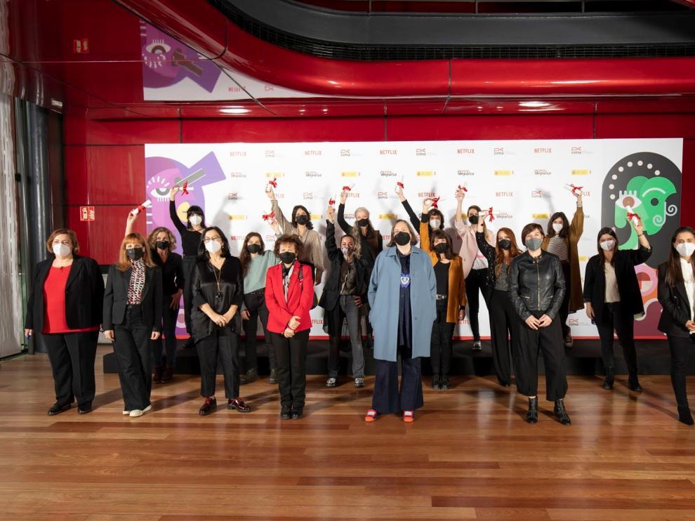 CIMA, Premio Pepe Escriche del 49 Festival Internacional de Cine de Huesca