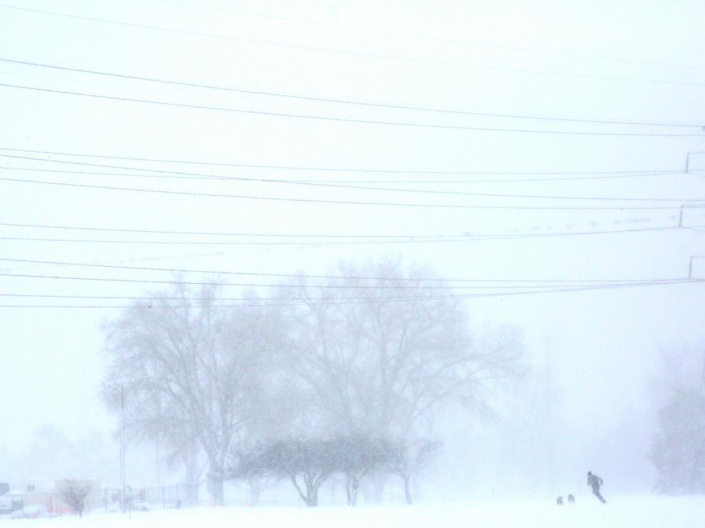Severe winter storm hits Denver
