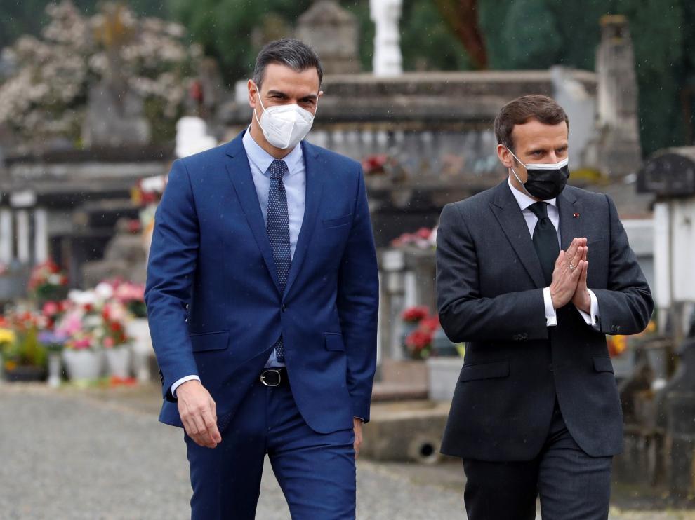 Cumbre bilateral en Montauban