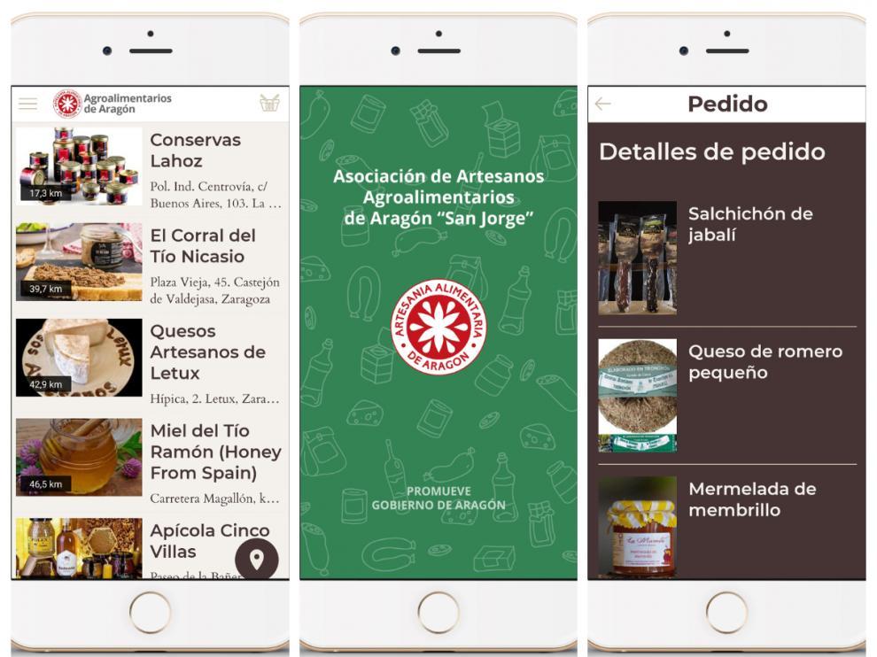 La 'app' permite buscar un producto en concreto o navegar por las distintas categorías.