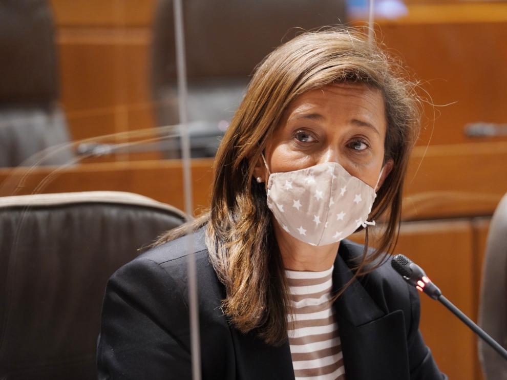 La proposición no de ley presentada por la parlamentaria Marian Orós (PP)