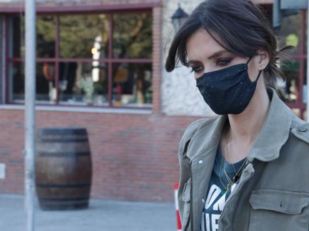 La periodista Sara Carbonero, fotografiada el pasado día 15 en Madrid