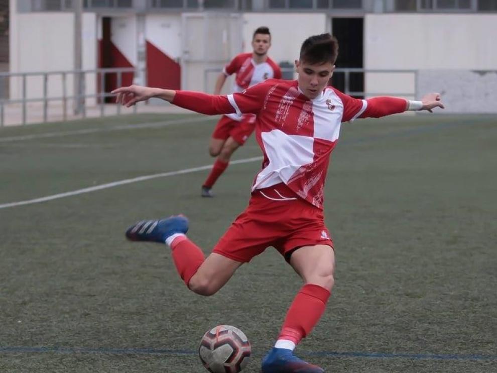 Fútbol. Liga Nacional Juvenil. Actur Pablo Iglesias vs. Hernán Cortés.