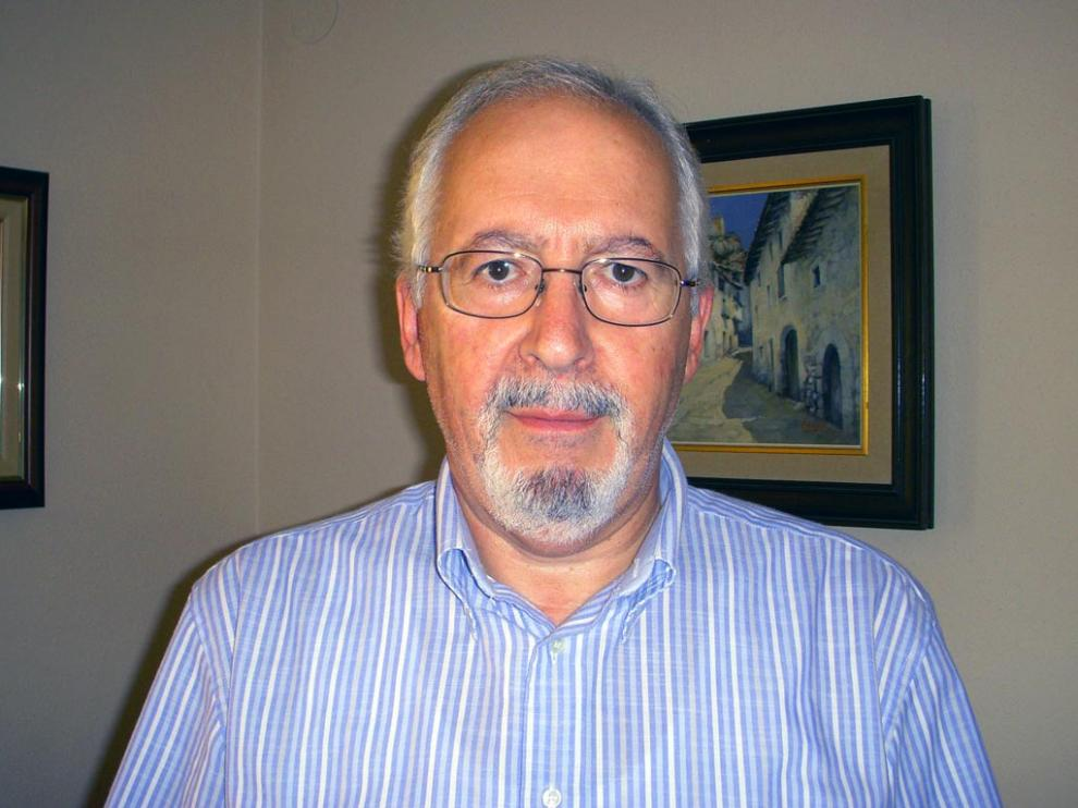 José Antonio Carrégalo, estudioso del folclore del Matarraña.