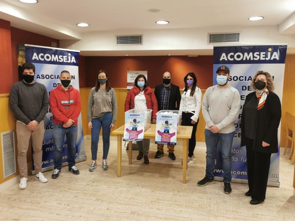 Acomseja ha realizado este jueves el sorteo de su Campaña del Día del Padre