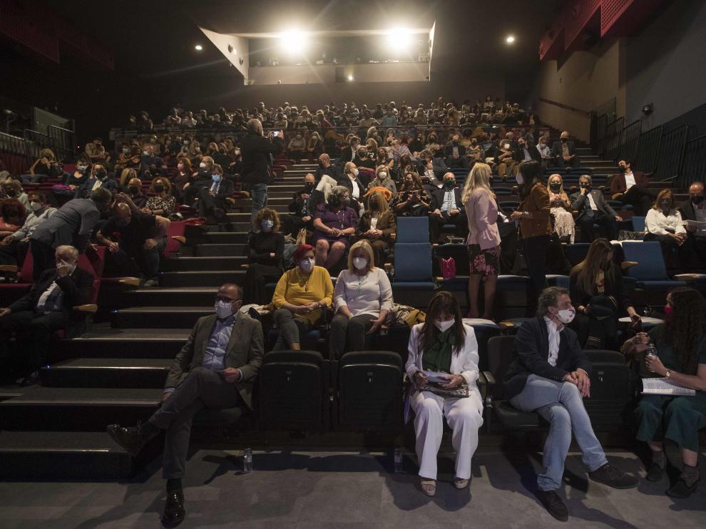 Foto de la XII Gala del Teatro Aragonés