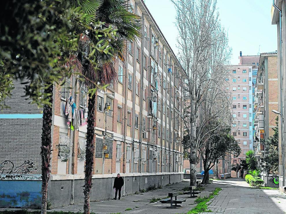 Balsas de Ebro Viejo es el grupo sindical de mayor tamaño de la capital aragonesa.