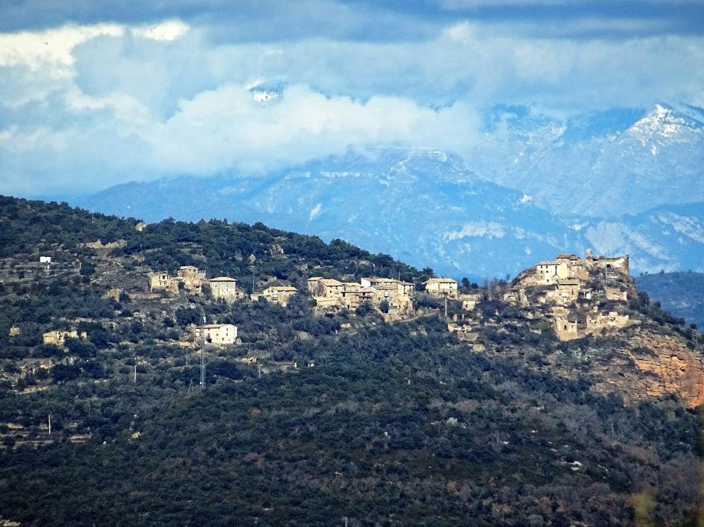 Vista de Benabarre.