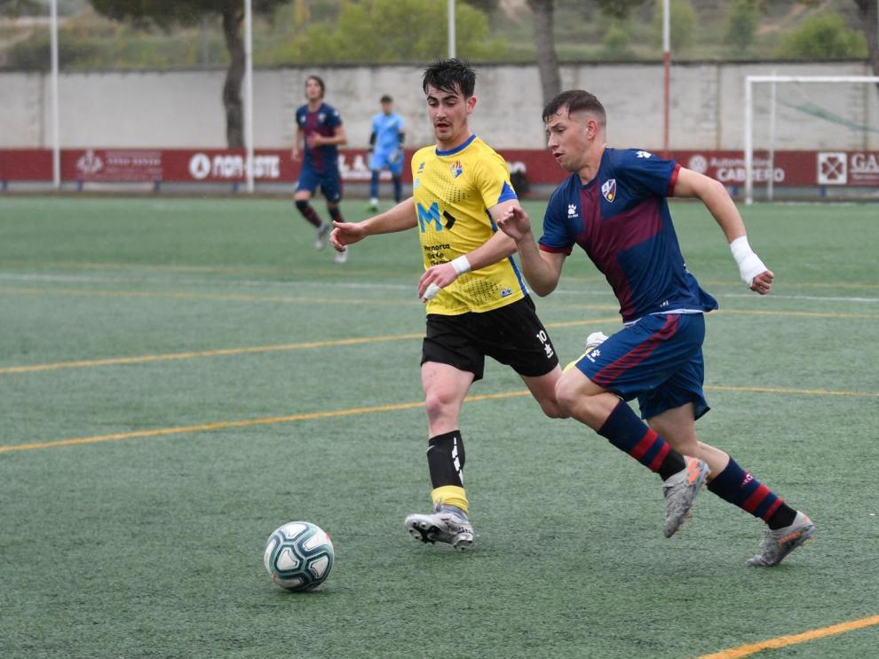Huesca-Atlético Villacarlos