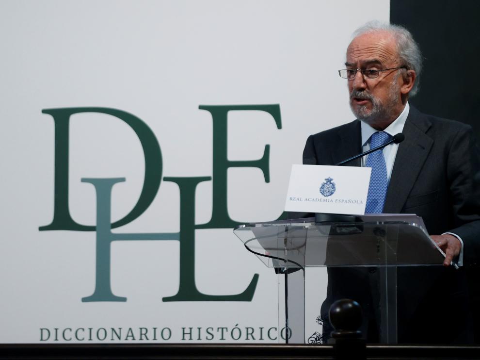 El director de la RAE, Santiago Muñoz Machado