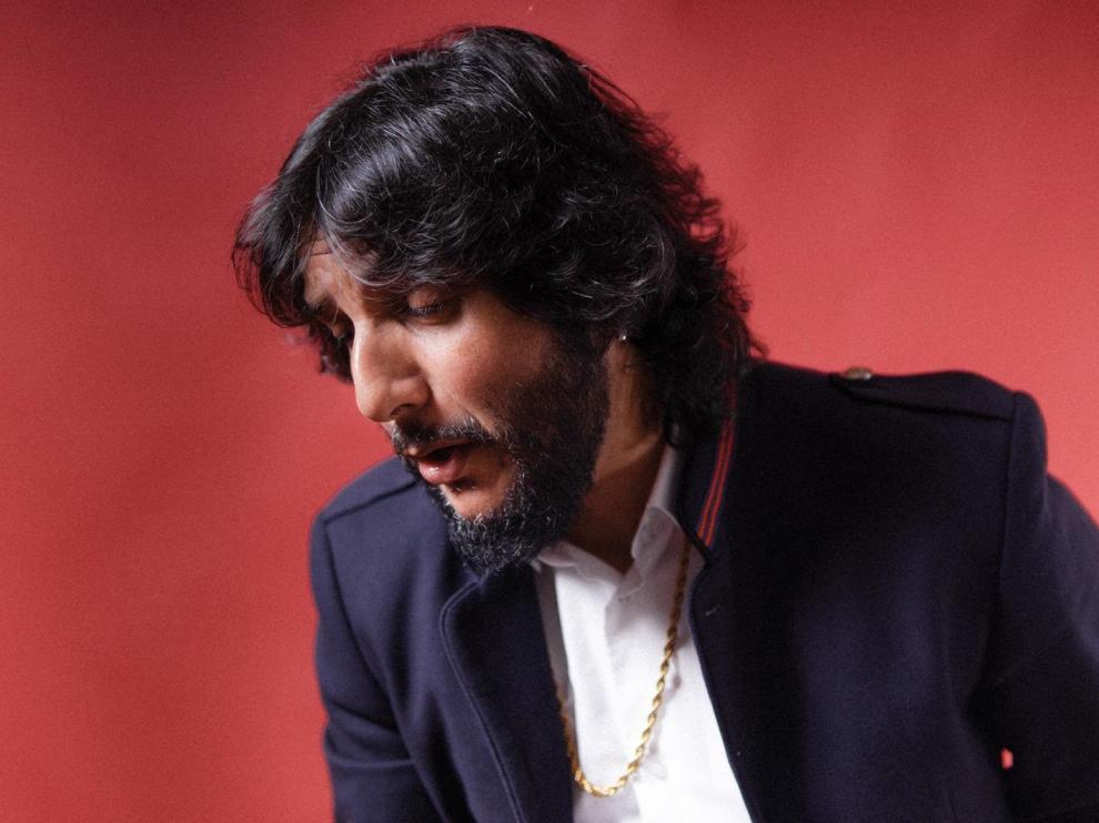 El cantaor Antonio Reyes acaba de publicar su tercer disco, 'Que suene el cante'e de foto.