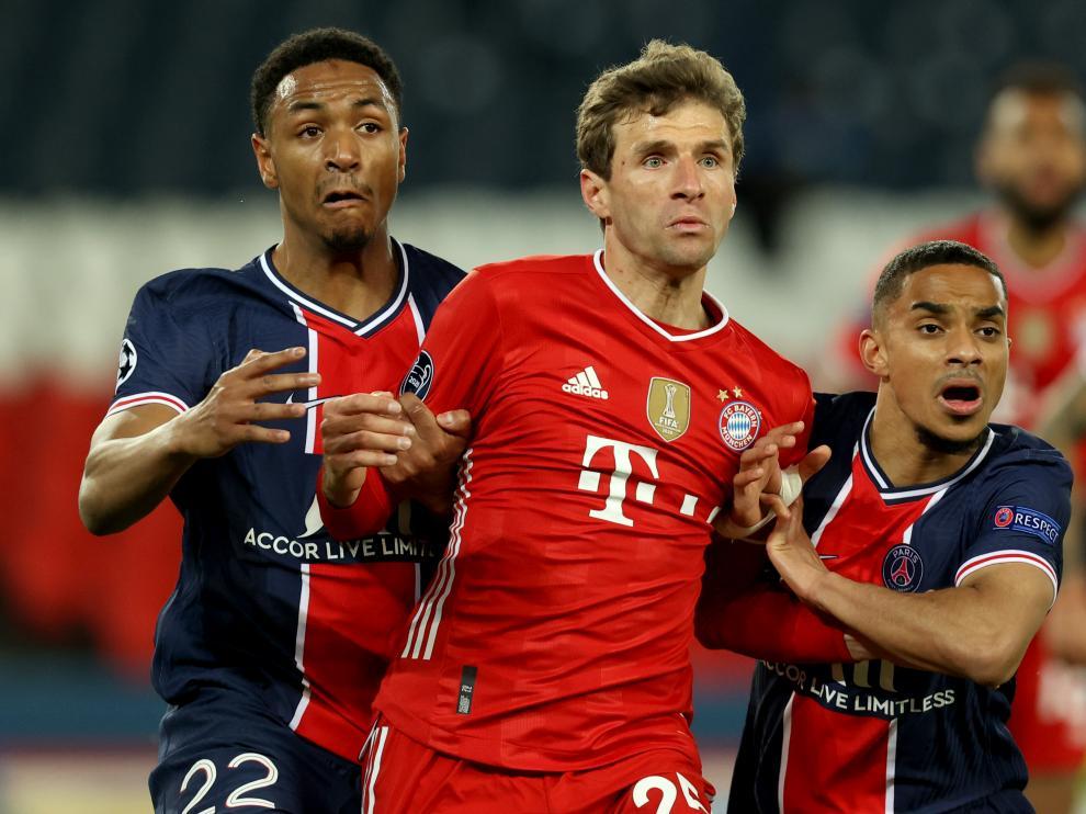Paris Saint-Germain vs FC Bayern Munich
