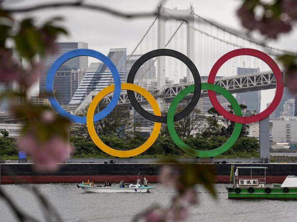 Tokio, a cien días de los Juegos Olímpicos