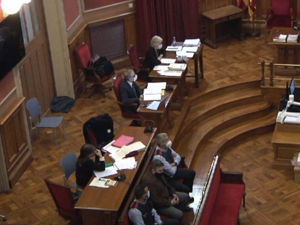El juicio arrancó este lunes en la Audiencia de Barcelona con jurado popular