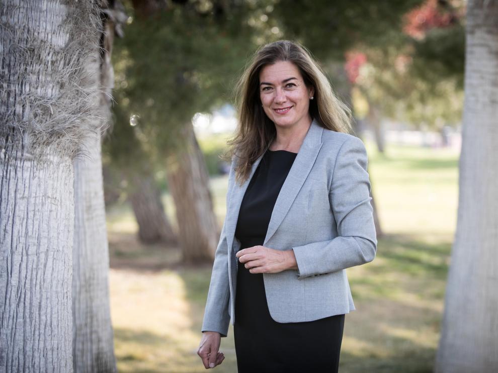 Ana Solana es directora sénior de Recursos Humanos del grupo Exide Technologies.