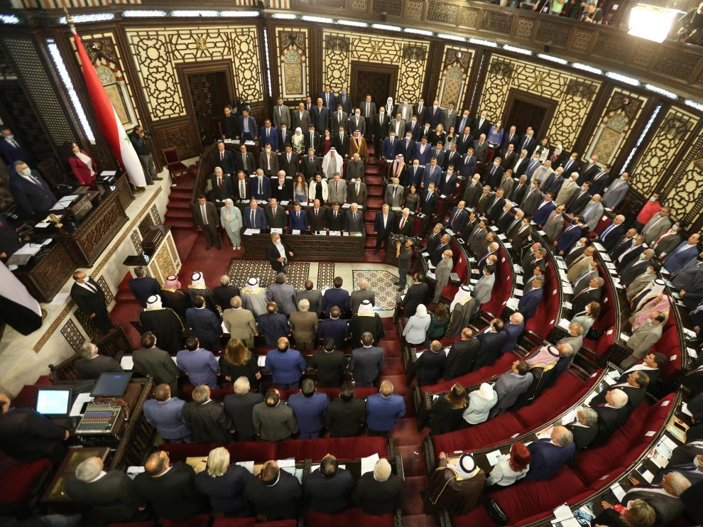 Syria to hold presidential elections on 26 May